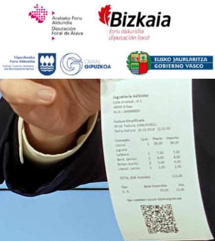 Ticket BAI y BATUZ